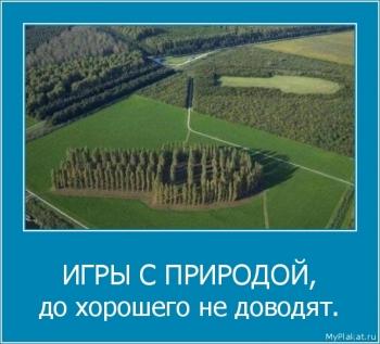 ИГРЫ С ПРИРОДОЙ,