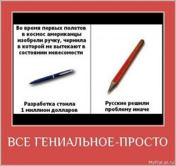 ВСЕ ГЕНИАЛЬНОЕ-ПРОСТО