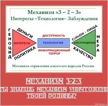 МЕХАНИЗМ 3-2-3