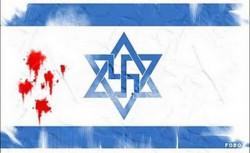 ВСЕ ЗНАЮТ ПРО НЕМЕЦКИЙ ФАШИЗМ - а про жидовский (не еврейский) ни слова.