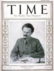 ТРОЦКИЙ - он должен был сдать Россию западу, но просчитался