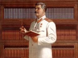СТАЛИН КОММУНИСТ - ГОВОРЯТ КОММУНИСТЫ - Сталин мразь и ничтожество - говорят мрази и ничтожества