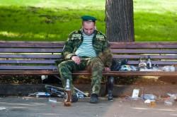 НИКОГДА РОССИЯ НЕ БЫЛА ТАК БЕЗЗАЩИТНА! - как в пьяный день защитника отечества