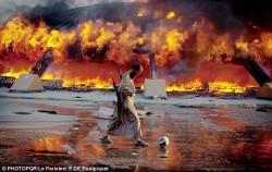 ДЕМОКРАТИЧЕСКИЕ ИГРЫ В АФРИКЕ - на трибунах жарко