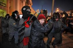 ЛИБЕРАЛЬНАЯ ДЕМОКРАТИЯ В РОССИИ - это ложь, бардак, омон и секс меньшинства с балалайками