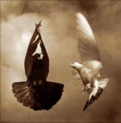 ЛЮБОВЬ И СМЕРТЬ, ДОБРО И ЗЛО, - а выбрать нам дано одно...