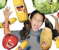ГМО - стерелизация населения