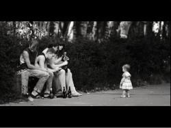 А ВЫ ХОТИТЕ? - чтобы у ваших детей были такие родители?