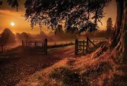 На земле бесконечное множество красивых мест. - но самое притягательное то, где тебя просто ждут.